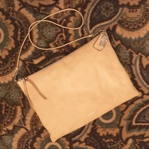 COACH tan Bleecker convertible Daily Shoulder Bag